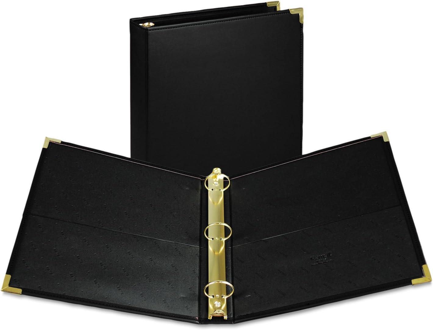 Samsill Leather-Like Classic Collectn Ring Binder SAM15150