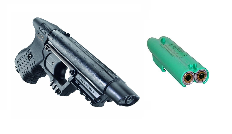 Piexon Pfefferspraypistole Jet JPX inkl. Trainingsmagazin