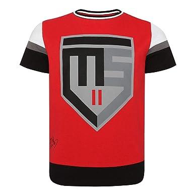 Liverpool FC Camiseta LFC Junior Mo Salah Logotipo Autógrafo LFC ...