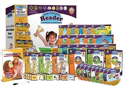 Amazoncom Early Reading Program For Baby Toddler Preschool