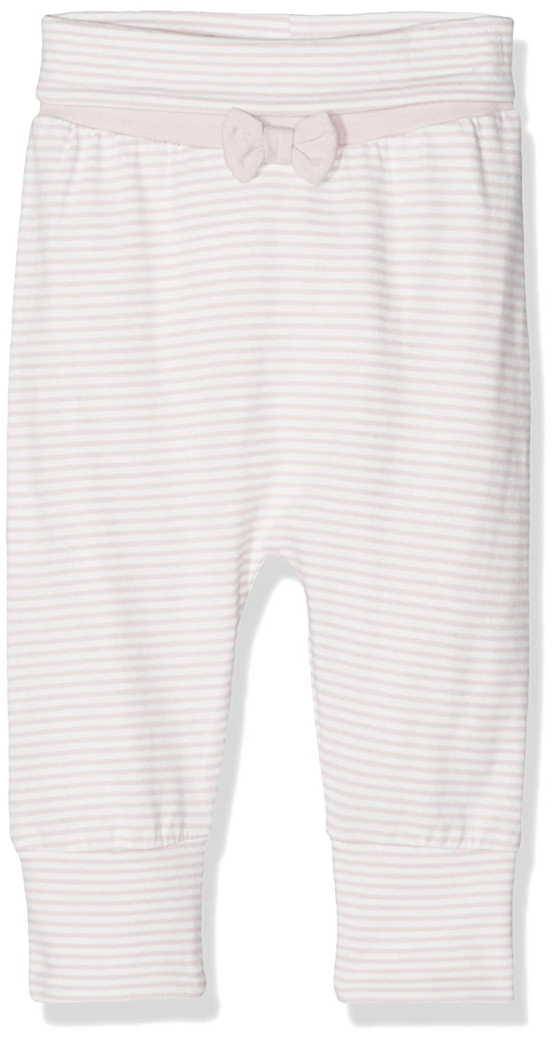 TOM TAILOR Kids Striped Sweat Pant with Bow, Pantalones para Bebés 68291770021