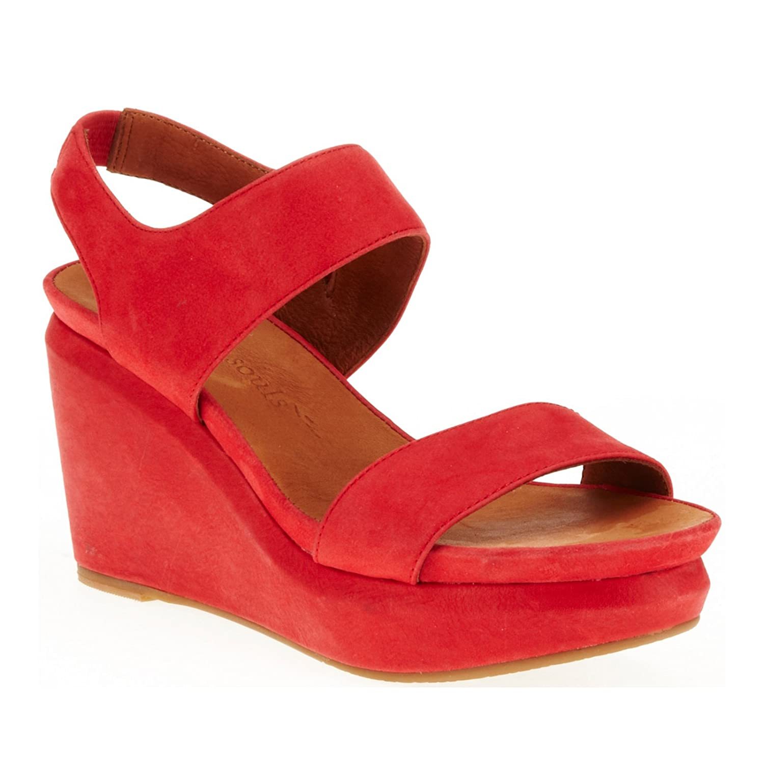 Amazon.com | Gentle Souls Women's Juniper Barry Platform Sandal | Platforms  & Wedges