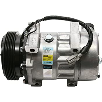 Delphi CS20142 7H15 New Air Conditioning Compressor