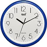 Ajanta (Oreva) Quartz Wall Clock (25.6cm x 25.6cm, Random Color)