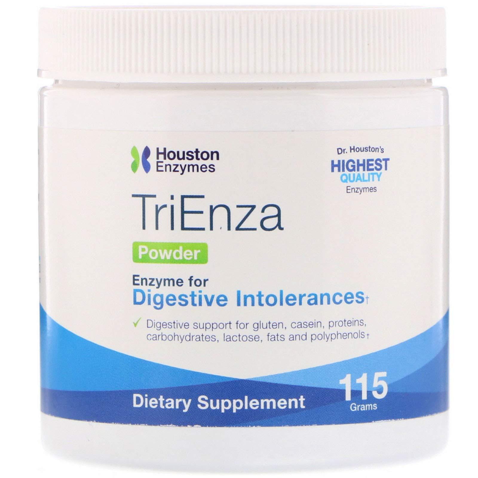 Houston Enzymes TriEnza Powder 115 g
