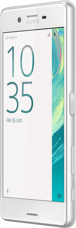 Sony Xperia X Performance unlocked smartphone, 32GB White