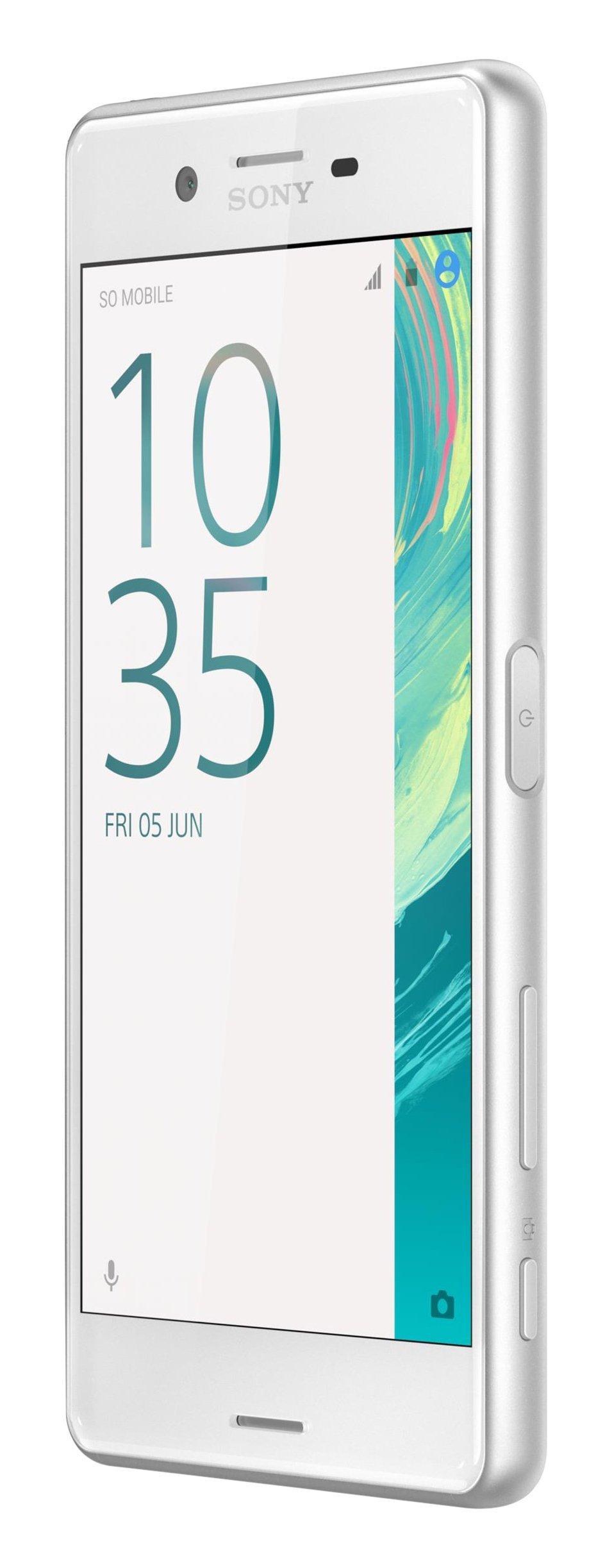 Sony Xperia X Performance unlocked smartphone,32GB White (US Warranty)