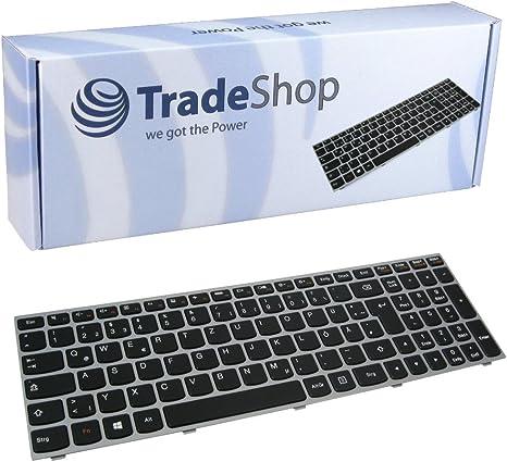 G50 Serie DE NEU 80G0 Orig QWERTZ Tastatur f/ür Lenovo IdeaPad G50-30 G50-45 80E3