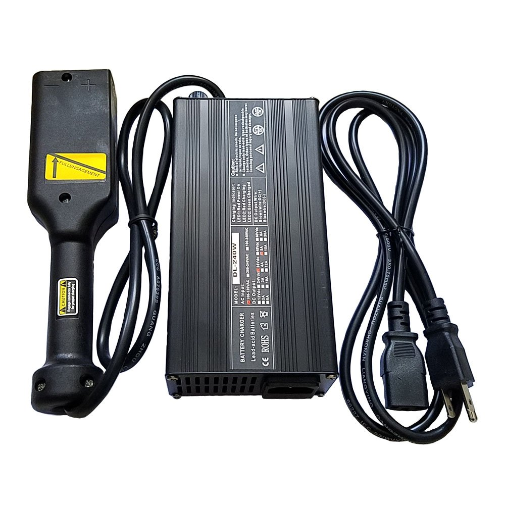 36 Volt 5 Amp Golf Cart Battery Charger for E-Z-GO