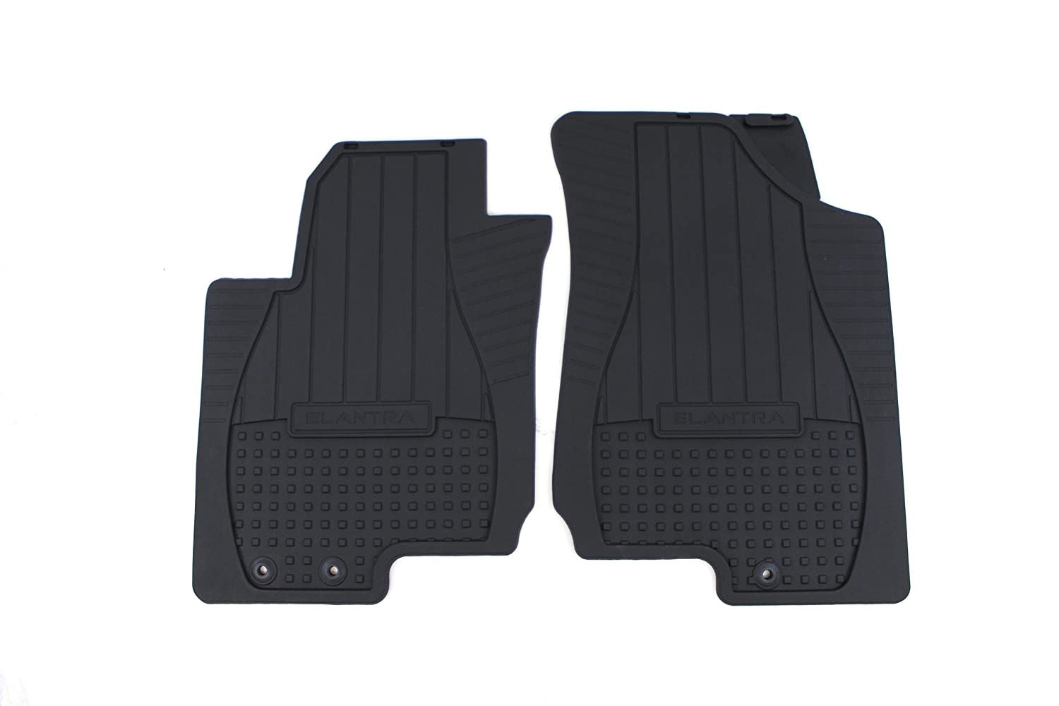 Genuine Hyundai Accessories U8130-2H000 Front All Weather Floor Mat for Hyundai Elantra/Touring