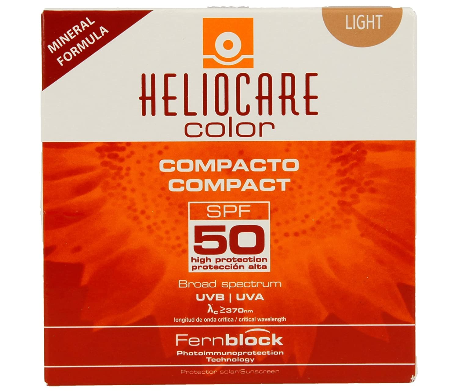 Heliocare Color Compact Make Up Spf50 Light 10g IFC / AesthetiCare