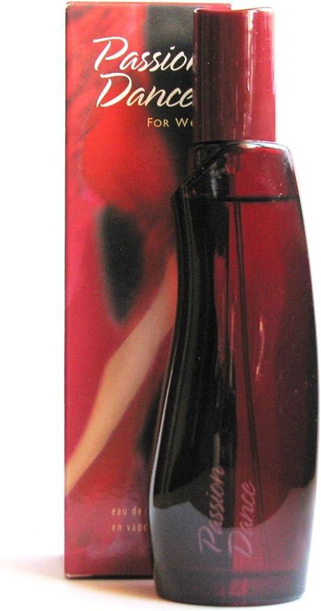 4 x Avon Passion Dance Eau de Toilette Para Mujer 50 ml (4