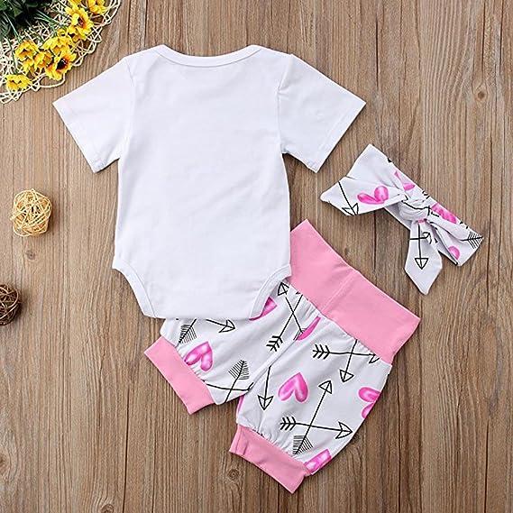 Amazon.com: Conjunto de 3 piezas de pantalones cortos para ...