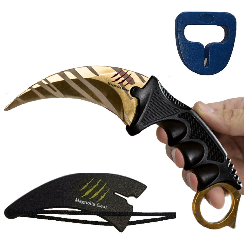 https://www.amazon.com/Magnolia-Gear-KARAMBIT-Tactical-Sharpener/dp/B072JGG8V8?tag=filletknives-20