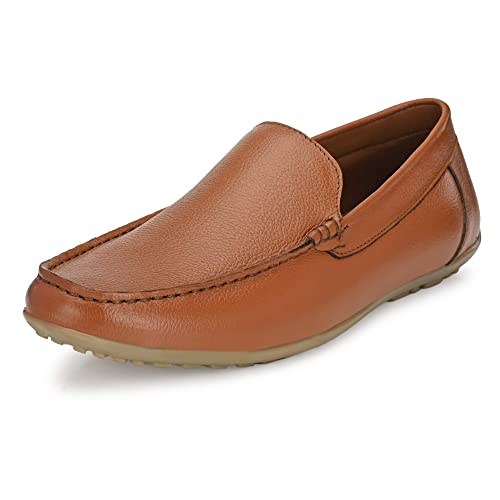 Buy Burwood Men's Loafers at Amazon.in