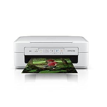 Epson Expression Home XP-257 Print/Scan/Copy Wi-Fi Printer, White, Amazon  Dash Replenishment Ready