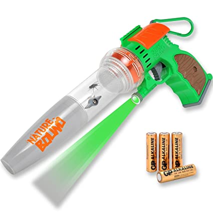 Nature Bound Bug Catcher Toy, Eco Friendly Bug Vacuum, Catch And Release  Indoor