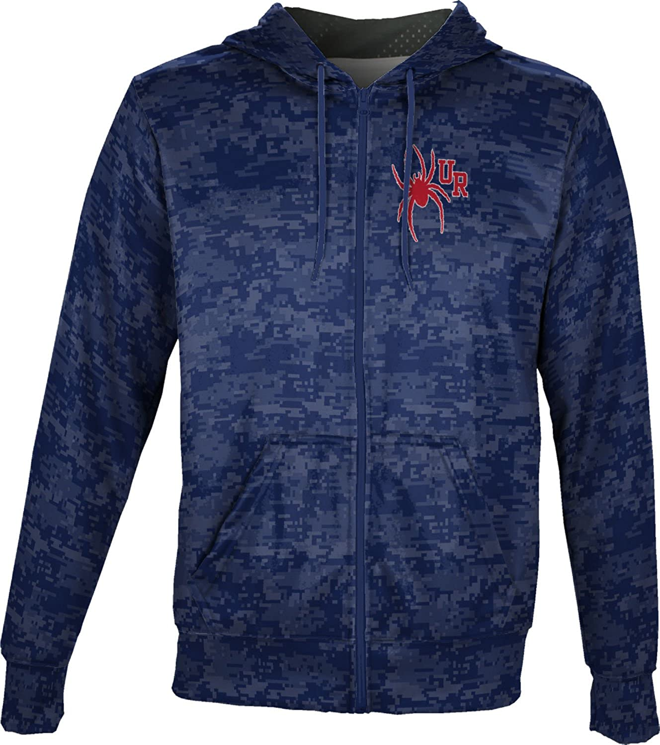 ProSphere University of Richmond Mens Full Zip Hoodie Digital