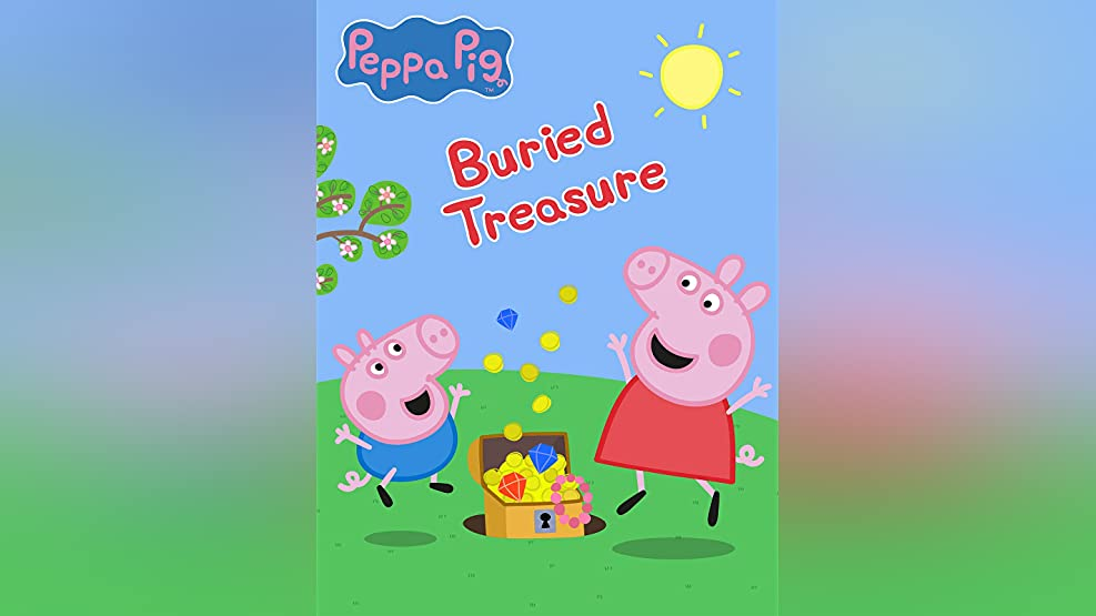 Peppa Pig, Buried Treasure
