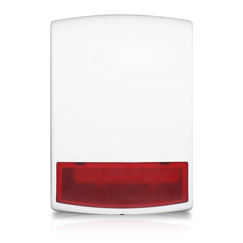 新しいブランド Swann SWO-OUS1PA One Outdoor Siren Siren B01HONOMFE (White) (White) [並行輸入品] B01HONOMFE, 碇ヶ関村:caaefa05 --- a0267596.xsph.ru