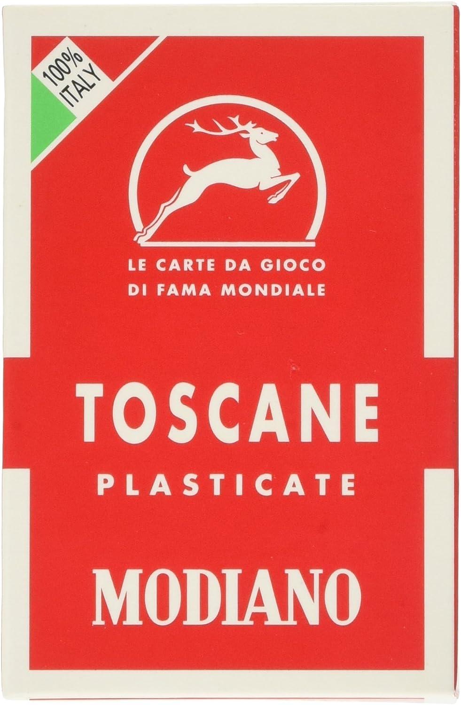 New TOSCANE TUSCANY Italian playing cards MODIANO