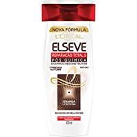 L'Oréal Paris Elseve Shampoo Reparação total 5, 400 ml