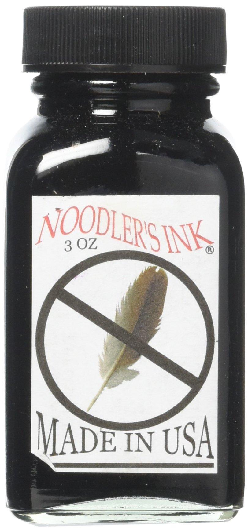 Noodlers Ink 3 Oz X-Feather Black by Noodler's (Image #1)