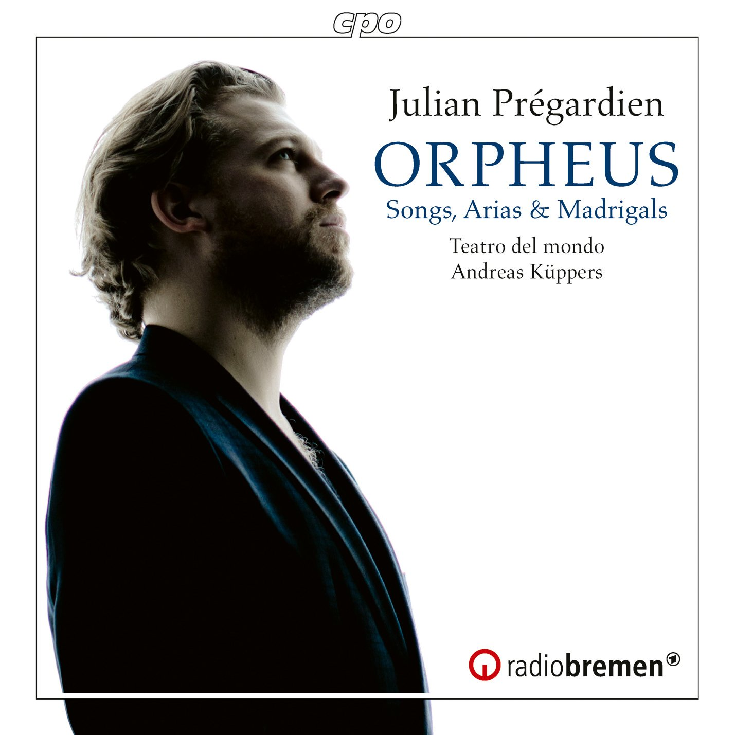 Julian Pregardien: Orpheus - Songs, Arias & Madrigals from the 17th Century