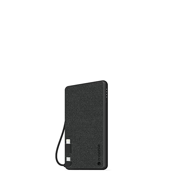 buy popular c0cbb 0466a Amazon.com: mophie powerstation Plus Mini (4,000mAh) - Qi Wireless ...