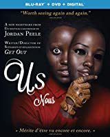 Us [ Blu-ray + DVD + Digital] (Sous-titres français)
