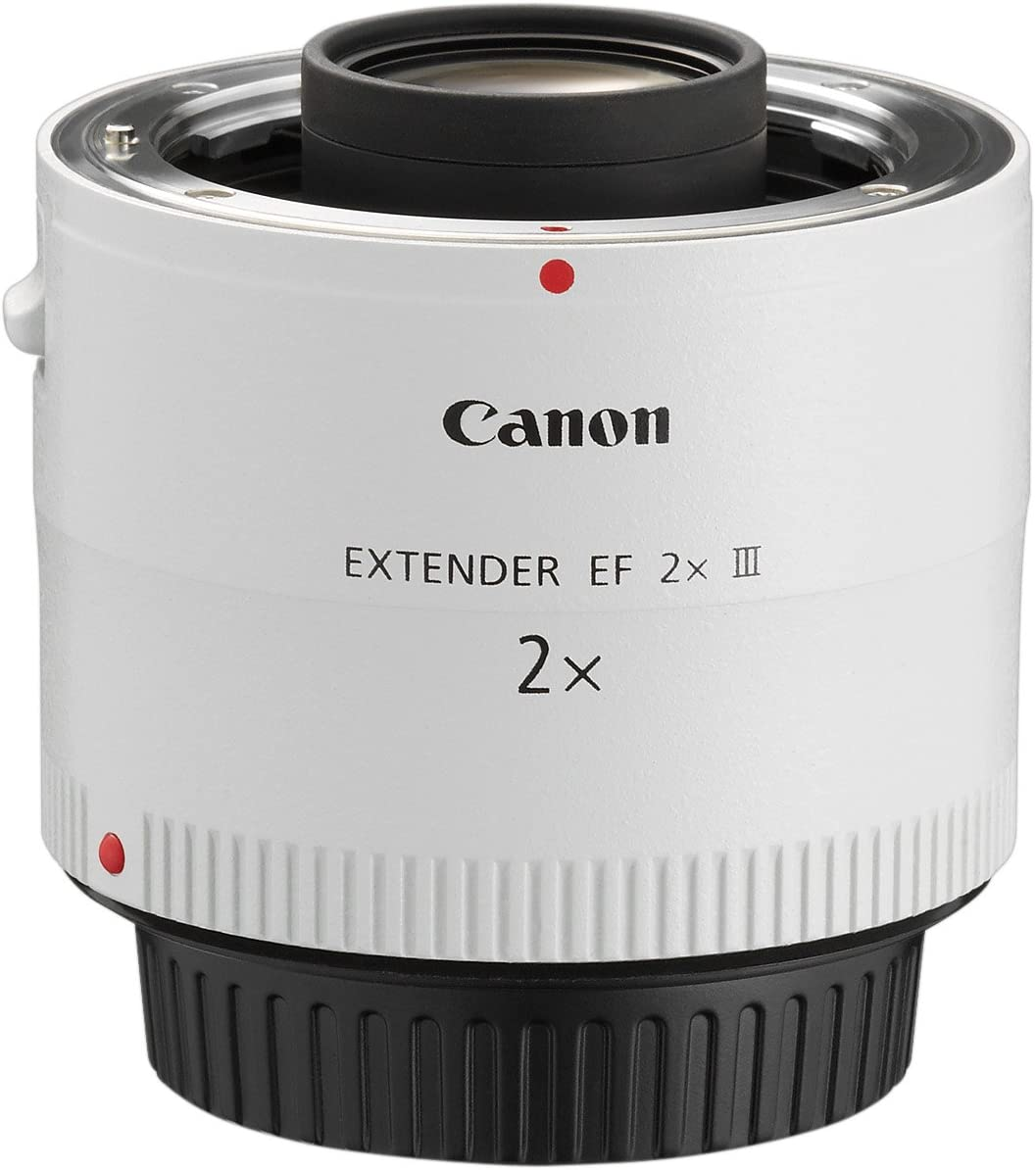 Canon Extender Ef 2X ii International Version (No Warranty)