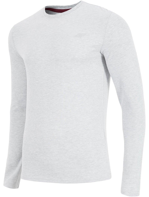 T-Shirt à Manches Longues pour Homme | 4F tsml001Sweat à Manches Longues col Rond–Manches Longues–(,) 4F