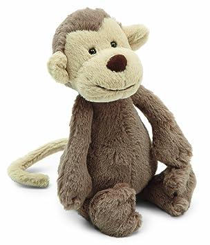 Jellycat Bashfuls - Mono de peluche (18 cm)
