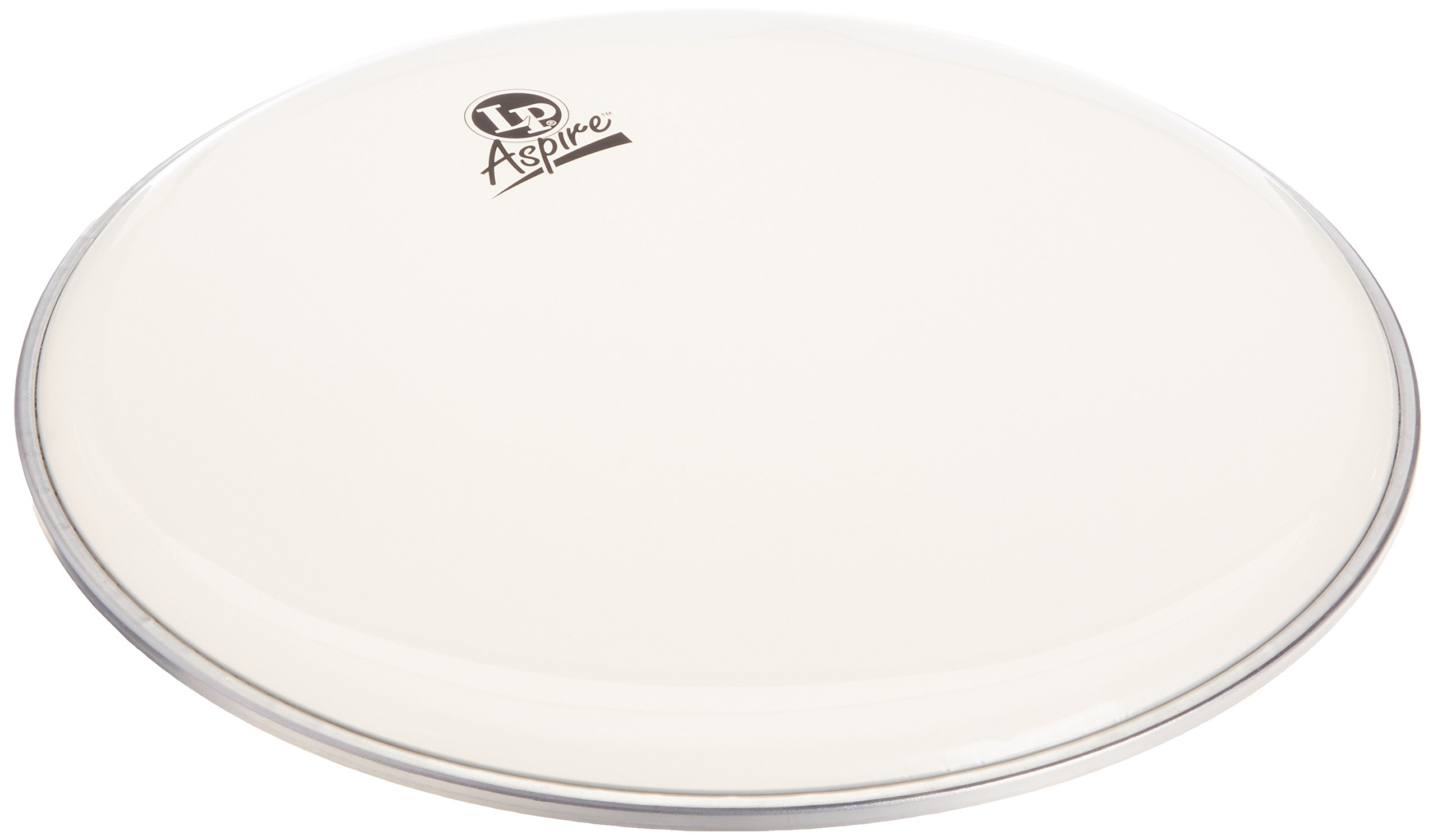 Latin Percussion LPA256A Timbal Smooth white surface