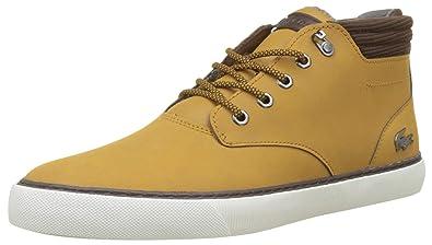 66d88cdf4c45 Lacoste Herren Esparre Winter C 318 3 Cam Sneaker  Amazon.de  Schuhe ...