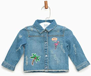 BG BABY Jacket & Coat For Girls