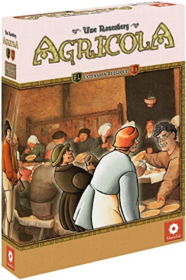 Asmodee – Juego de Estrategia – Agricola: Amazon.es: Juguetes y juegos