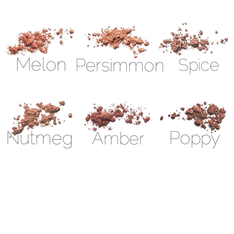 Sorbet - Medium Pink Matte Mineral Blush | Loose Powder Blush | Cheek Color | Cheek Tint | Natural Blush | Mineral Makeup | Medium Pink Pink