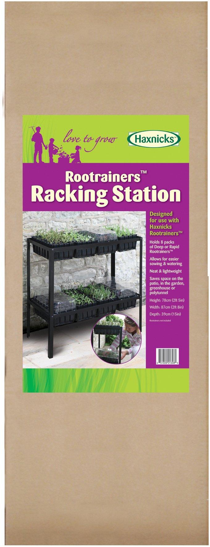 Tierra Garden 50-9020 Haxnicks Root Rainer Racking Station by Tierra Garden