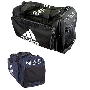 adidas Taekwondo Bolsa Team Bag Negro Negro: Amazon.es ...