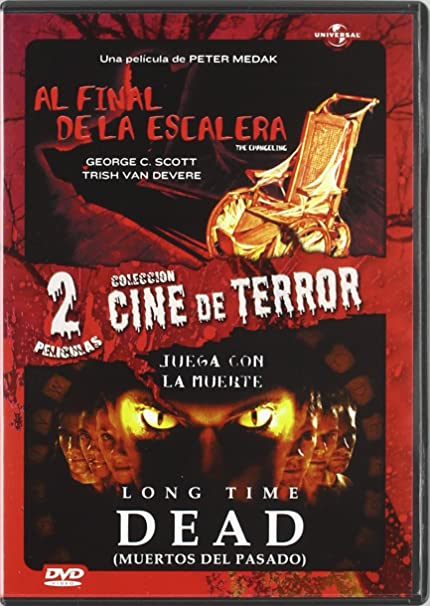 Al final escalera+muertos pasado [DVD]: Amazon.es: Cine y Series TV