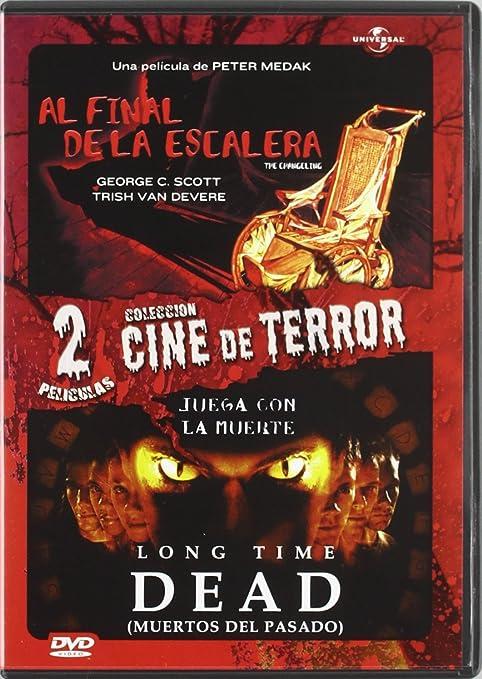 Al final escalera+muertos pasado [DVD]: Amazon.es: Cine y Series TV