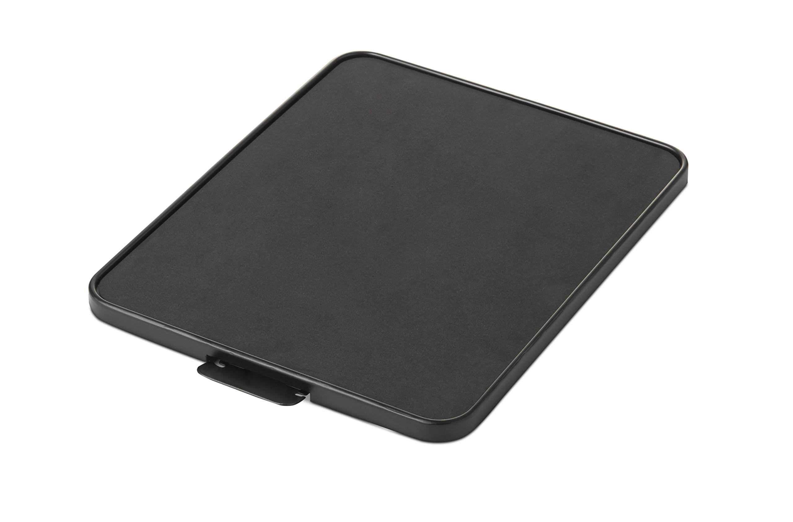 NIFTY 8822 Large Countertop Appliance Tray, Black