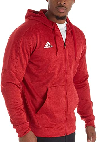 Adidas Team Issue Climawarm Full Zip Fleece Jacket (111D) L