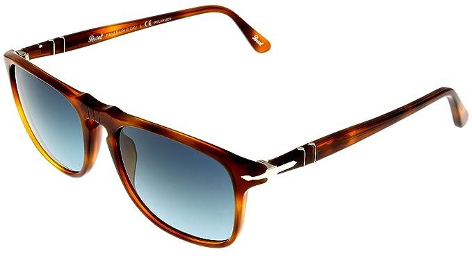 Amazon.com: Persol anteojos de sol polarizadas para hombre ...