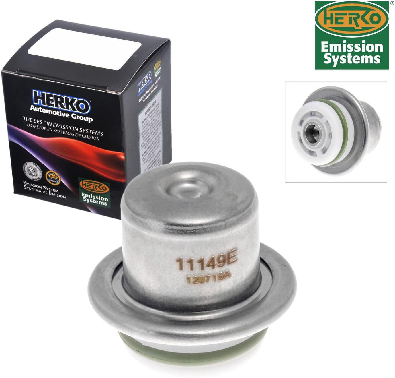 AD Auto Parts New Herko Fuel Pressure Regulator PR4115 for Mercedes-Benz 2001-2005