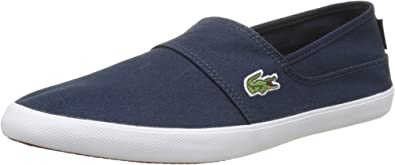 lacoste slip on mens