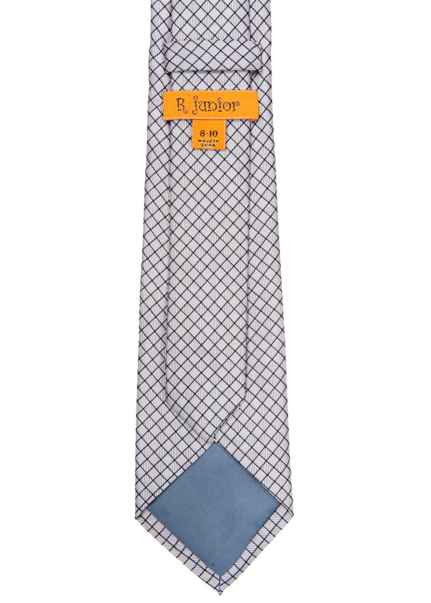 5f12c7943 Retreez - Corbata - Cuadrados - para niño RTZ-KDTIE-0023-NVBLE