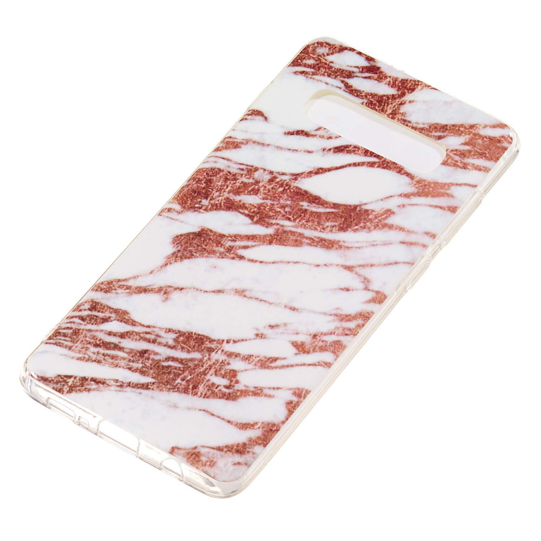 weiches Silikon Samsung Galaxy S10 Plus Marble #13 Marmor-Schutzh/ülle f/ür Samsung Galaxy S10 Plus TPU