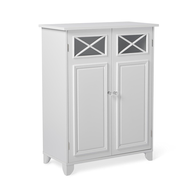 Amazon Com Bathroom Linen Cabinet Sturdy Long Lasting Wood And